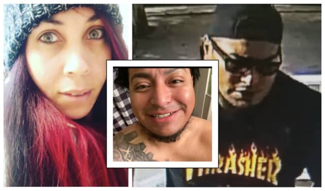 Erick Acosta is wanted for killing Crystal Ojeda, authorities said.