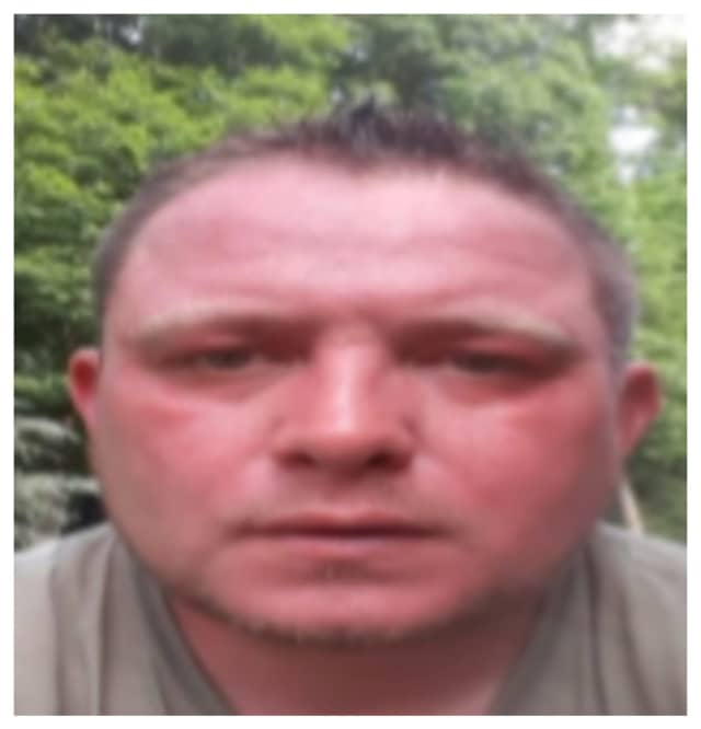"Seen Him? Mariusz ""Marco"" Gibas has been missing since Wednesday, Aug. 7."