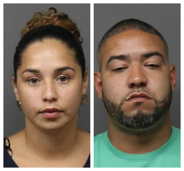 Xiomara Castillo, a 32-year-old Uber driver, and Ernie Sosa, a 33-year-old roofer, were charged with money laundering.