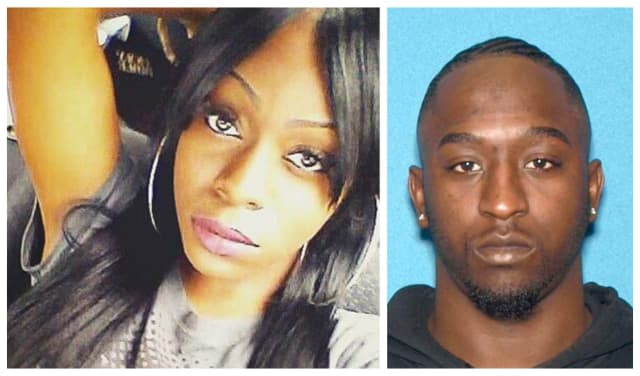 Charnell Lytch, 24, was struck by Bahsil Marsh, 25, of Jersey City, while crossing the street Sunday morning, authorities charged.