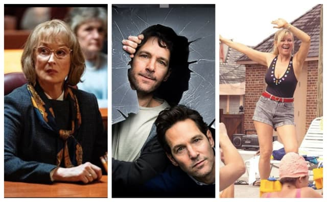 Meryl Streep, Paul Rudd and Kirsten Dunst are all New Jersey natives and nominated for the 2020 Golden Globes.