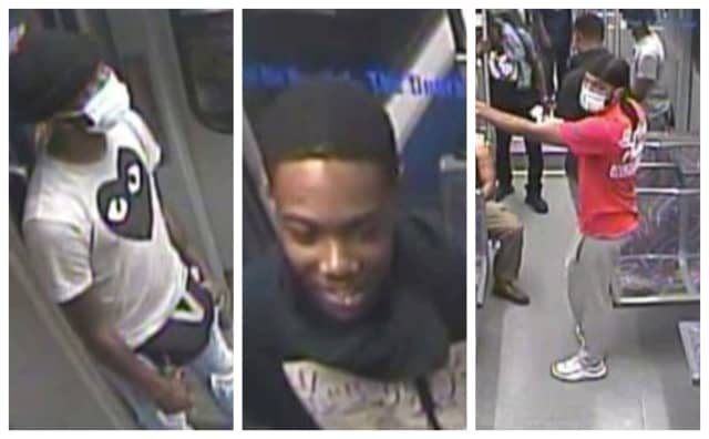 Newark robbery suspects