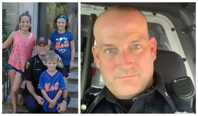 Police Officers Resuscitate Colleague 'Mr. Glen Ridge' Battling ...