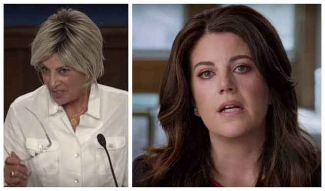 Monica Lewinsky will delve into her relationship with former U.S. civil servant Linda Tripp, left, who secretly recorded phone conversations with the former White House intern, helping to expose her affair with the president.