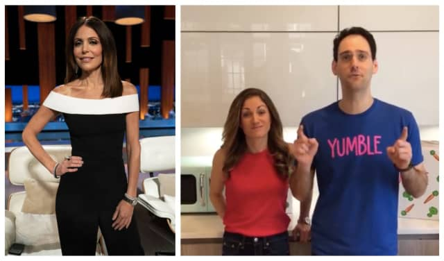 Bethenny Frankel gave Yumble a big yes.