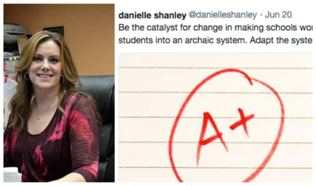 Danielle Shanely is the new superintendent for Saddle Brook's public schools.
