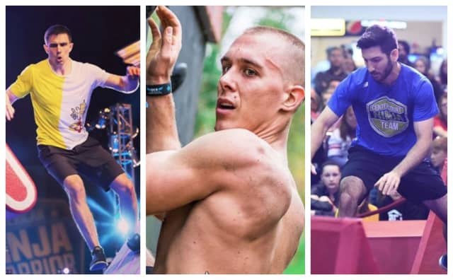 "These locals are competing on NBC's ""American Ninja Warrior"" for Season 11 finals."