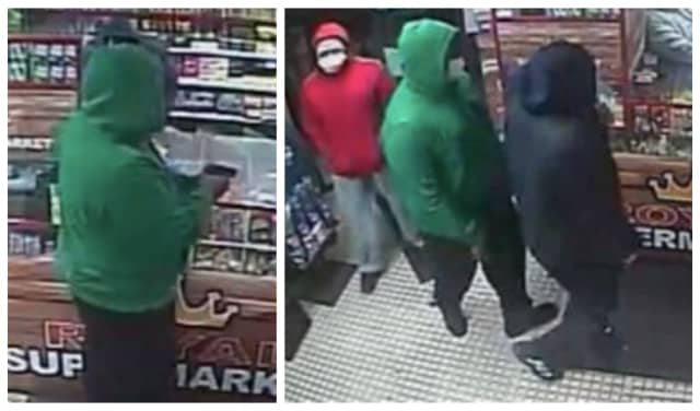 Newark armed robbery suspects