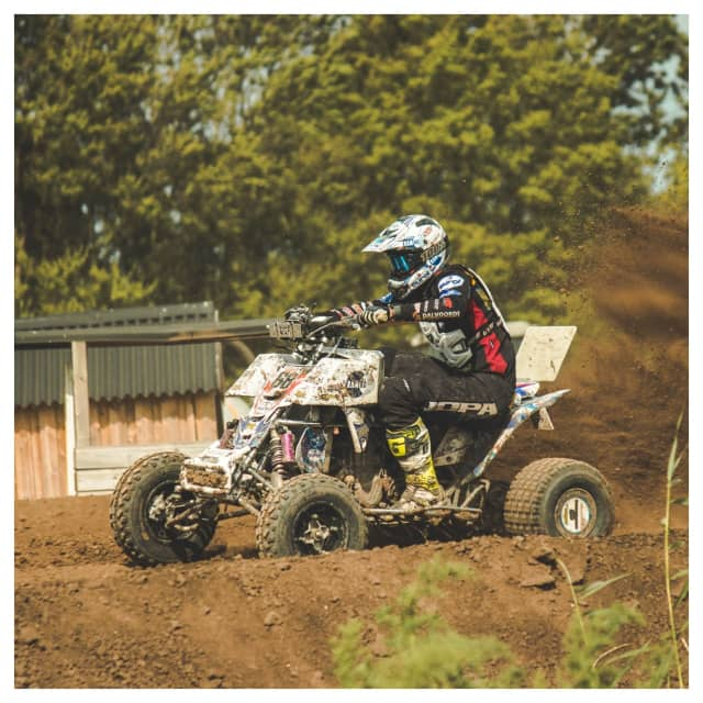 A group of ATV and dirt bike riders terrorized the streets of the City of Newburgh.