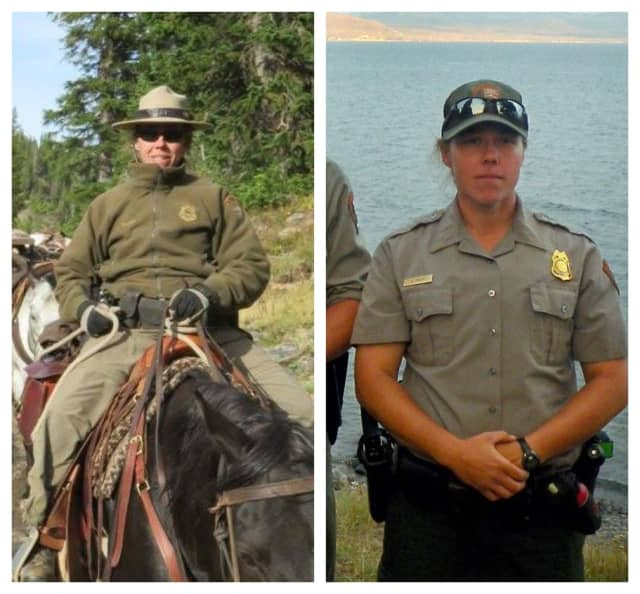 Morris County native and Montclair State University graduate Donna Youker was a law enforcement officer in Yellowstone National Park, where she died.