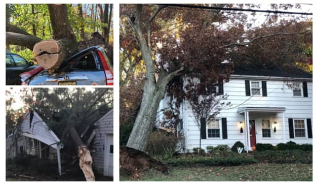 More than 1,000 people were without power after a tornado wreaked havoc in Morris County Friday, the National Weather Service confirmed.