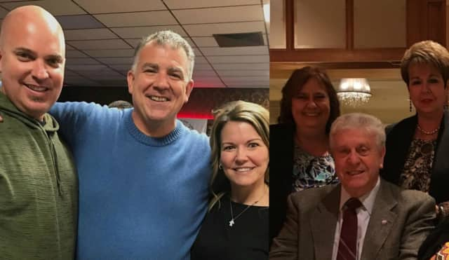 Two teams of Elmwood Park Democrats will face off in the primary election.