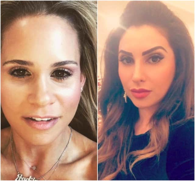Jacqueline Mark-Goldschneider of Tenafly, left, and Jennifer Aydin of River Edge are joining the Season 9 cast of Real Housewives of New Jersey.