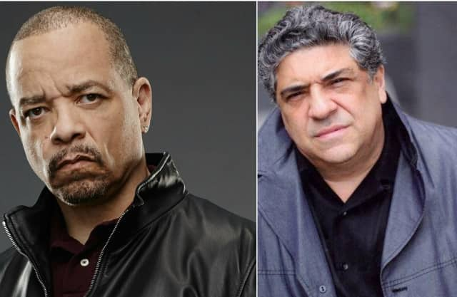 "Ice-T and Vincent Pastore have joined the cast of ""Clinton Road."""