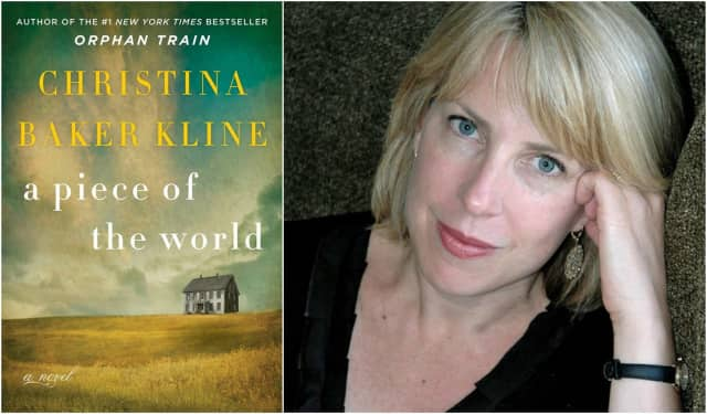 Christina Baker Kline will be in Teaneck later this month.