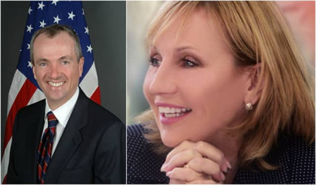Phil Murphy (D) and Kim Guadagno (R) are among the 11 gubernatorial candidates.