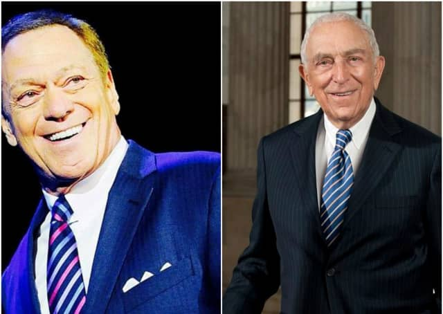 Entertainer Joe Piscopo and late U.S. Senator Frank Lautenberg are among those named to the Passaic County Hall of Fame.