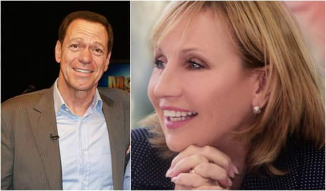 Joe Piscopo endorsed Kim Guadagno for New Jersey governor.