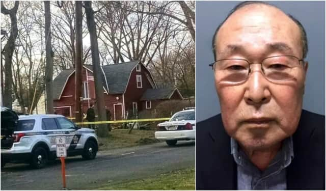 The body of a Harrington Park man was recovered in a fire pit. Byung Kang was charged with liability for the drug-induced death of a 26-year-old Clifton patient to whom he prescribed oxycodone.