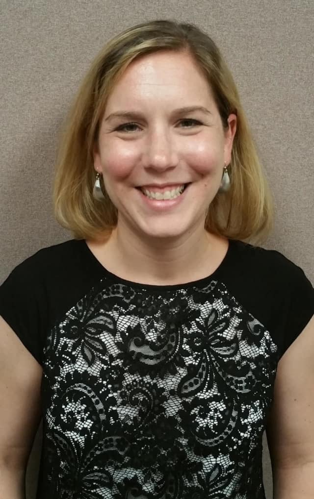 Becky Hinkle is the new managing director of The Performing Arts School at bergenPAC.