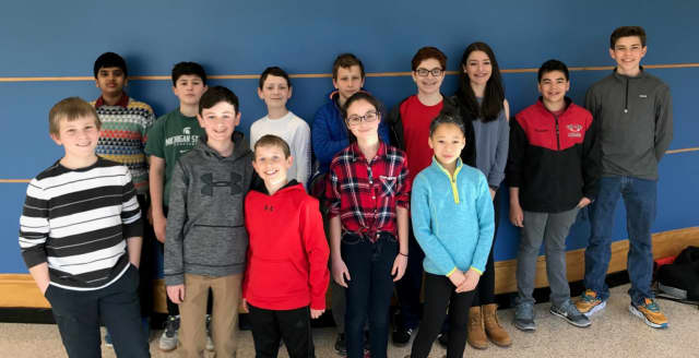 Thirteen students from the Bedford Central School District participated in the Westchester County School Music Association's  60th Annual Elementary, Junior & Intermediate All-County Music Festivals.