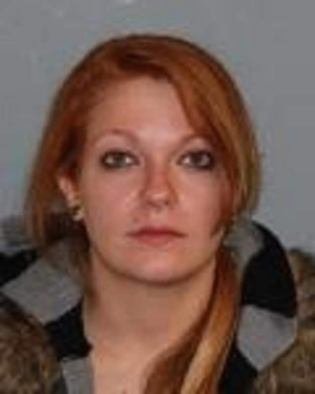 New York State Police charged Laura Ann Bednarczuk with allegedly stealing from the supermarket where she worked.,
