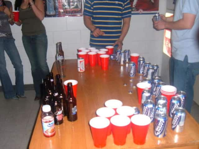 Greenwich police are warning against underage drinking parties.