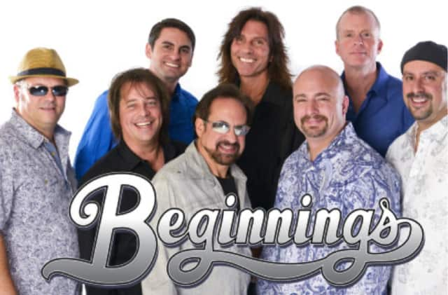 "Chicago tribute band, ""Beginnings"", concludes the Summer Concert Series at Ramapo College."