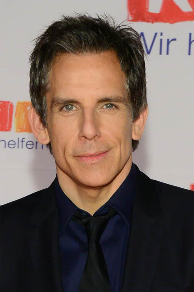 Chappaqua's Ben Stiller told Howard Stern on Tuesday that a blood test saved his life.