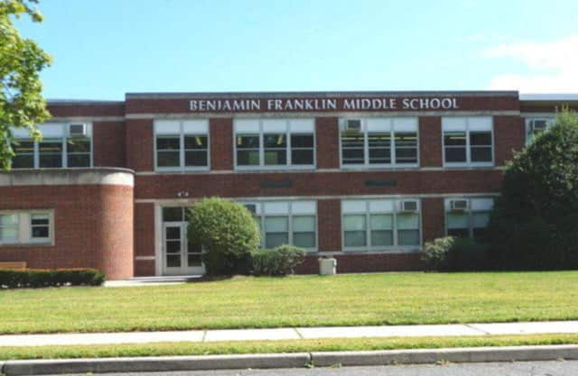 A panel of experts will discuss mental health at Benjamin Franklin Middle School.