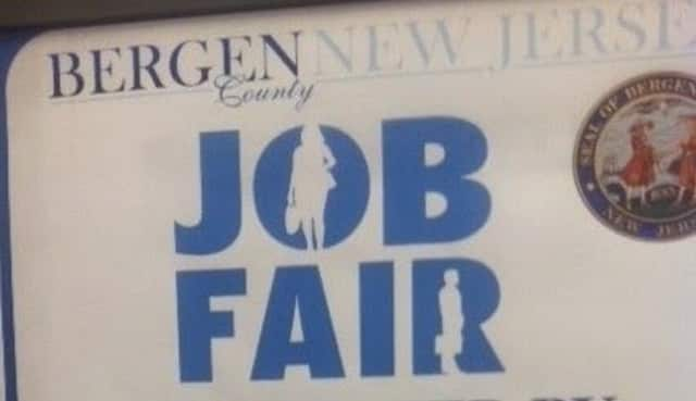 There will be a job fair Oct. 23 at Bergen Community College.