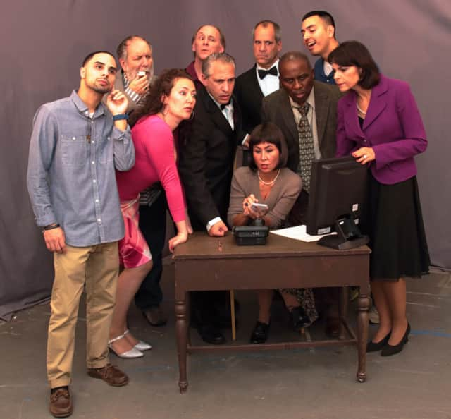 """The Bergen County Players present """"Getting Away with Murder"""" Saturdays, Oct. 24 and Nov. 14."""