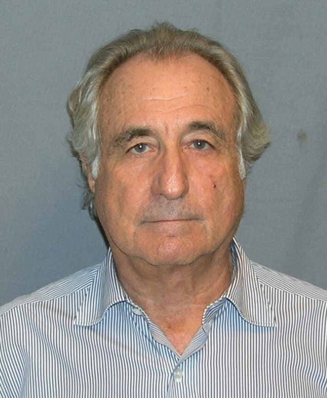 Bernie Madoff in 2009.