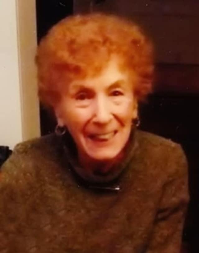 Bertha E. Wharton