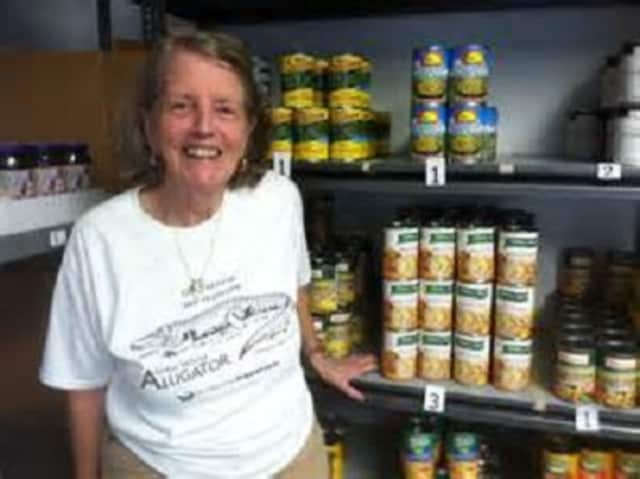 The Bethel Food Pantry is one of the busiest Social Services programs in the area.
