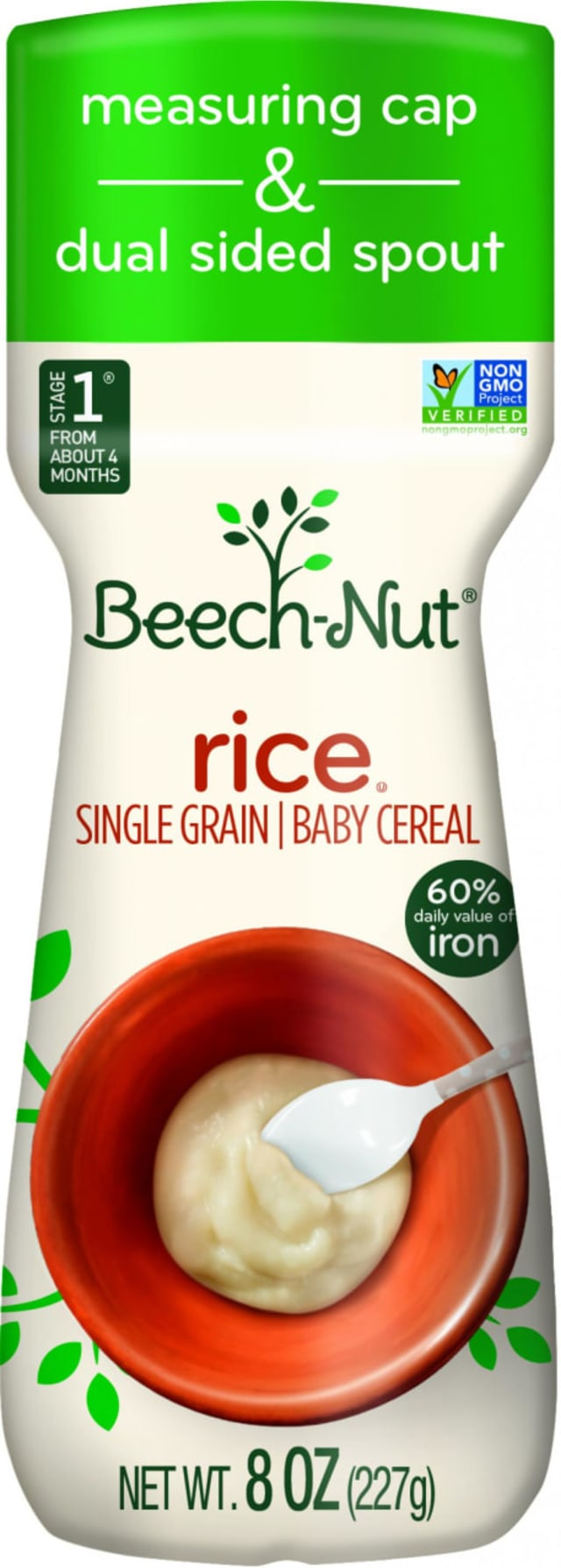 Beech-Nut is getting out of the rice cereal game after finding traces of arsenic in the product.