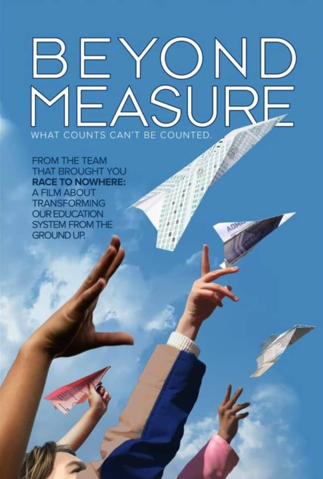 """A screening of documentary """"Beyond Measure"""" takes place Monday, 6 - 8 p.m., at A.B. Davis Middle School in Mount Vernon."""