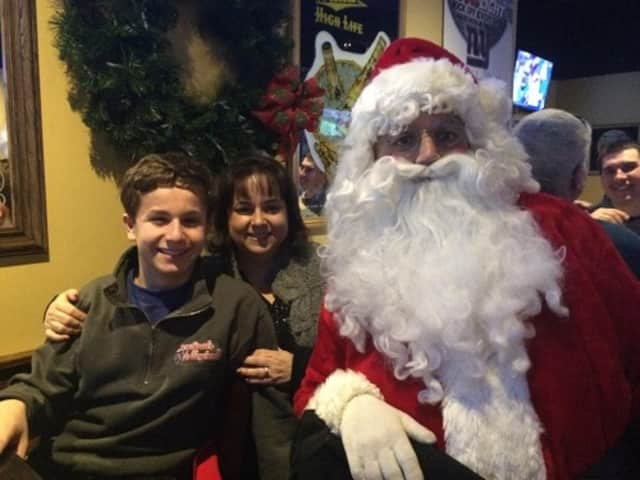 Tickets are available for the annual Junior Woman's Club of Rutherford Santa event.