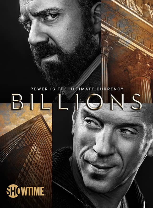 "Filming for Showtime's ""Billions"" has taken place throughout Westchester and Rockland counties, including White Plains and Orangeburg."