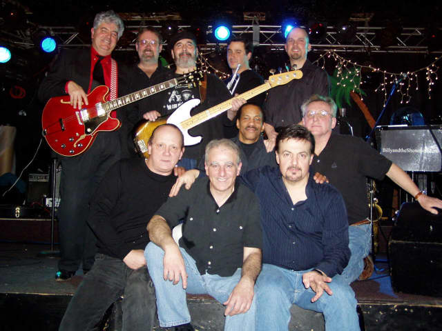 Billy and the Showmen will play July 19 at Rye Town Park.