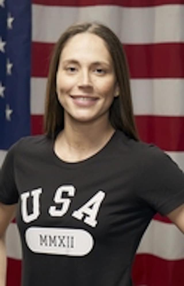 Sue Bird, a UConn alum and former Olympic gold medal winner, has been named a flag bearer for Team USA