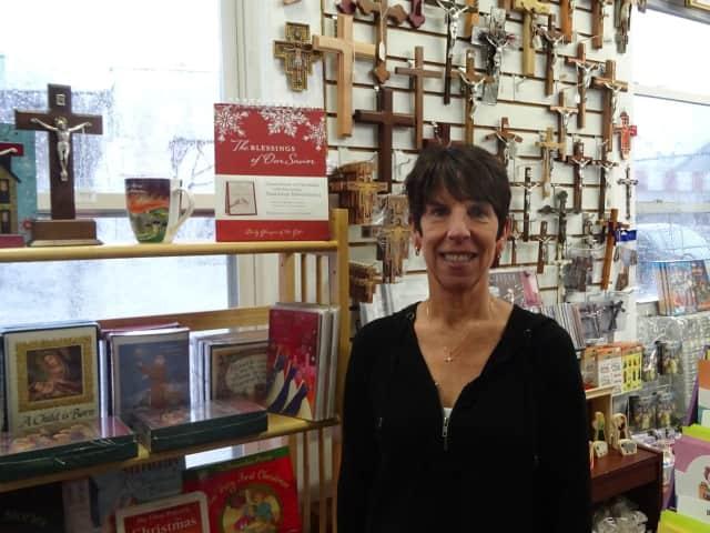 Blake Pra Sisto, of Pompton Lakes ,owns The Parish Store in downtown Pompton Lakes.