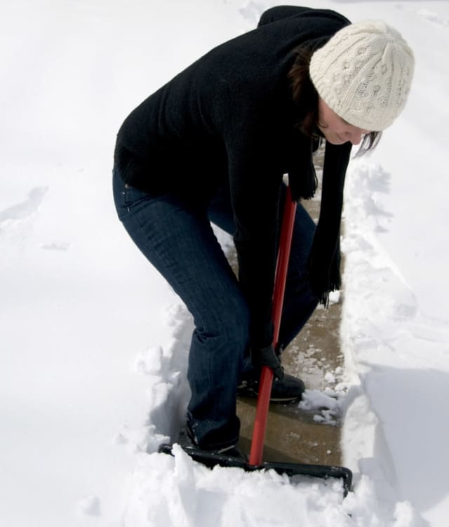 Incorrectly shoveling snow can seriously injure your spine say the experts at Orthopedic and Neurosurgery Specialists.