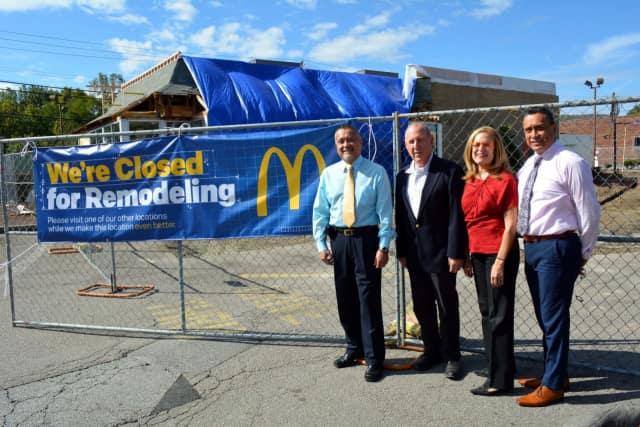 McDonald's in Peekskill is getting a renovation