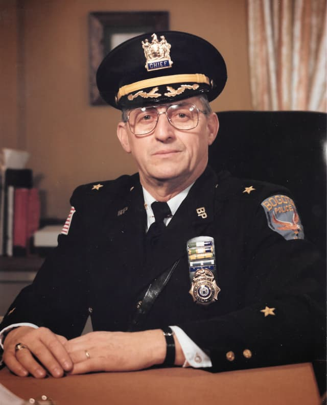 The late Chief Henry J. Smith will be honored in Bogota on Nov. 14 when the borough renames a street after him.