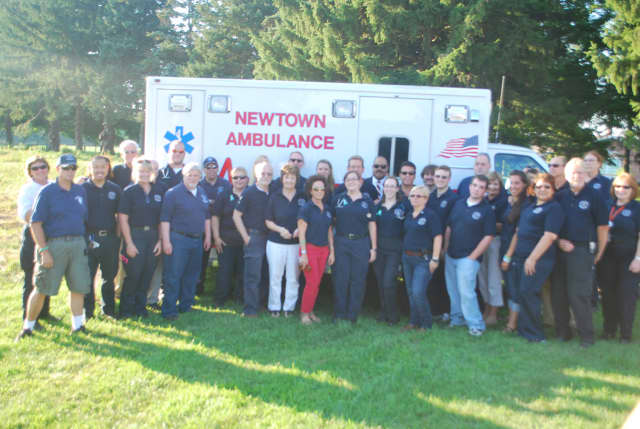The Newtown Volunteer Ambulance Corps is holding a child registration event.