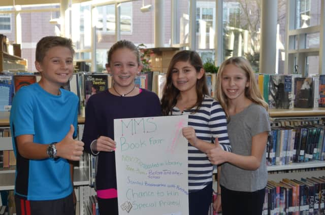 Middlesex Middle School will hold its book fair this week to raise funds for student programs, clubs, activities, intramural sports and field trips at Middlesex Middle School.