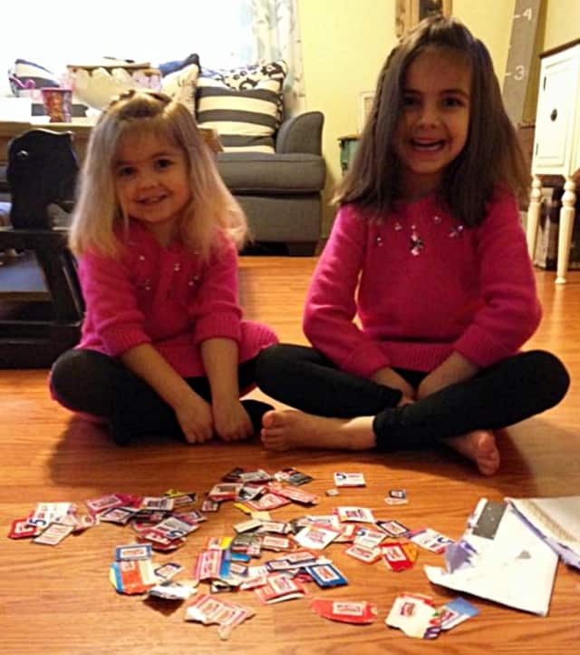 It's time to gather up any remaining Box Tops for Education.