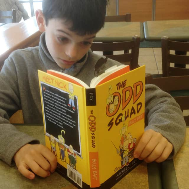 Children's book clubs are planned this month at the Scarsdale Public Library.