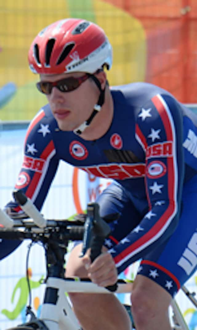 Ryan Boyle, formerly of Monroe, hopes to take part in the 2016 Paralympic Games in Rio de Janeiro.